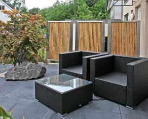 Bambussichtschutz