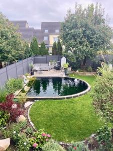Poolbau Wilczek Gärten Troisdorf